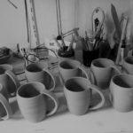 mugs avant cuisson